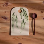 Eucalyptus cutting Board