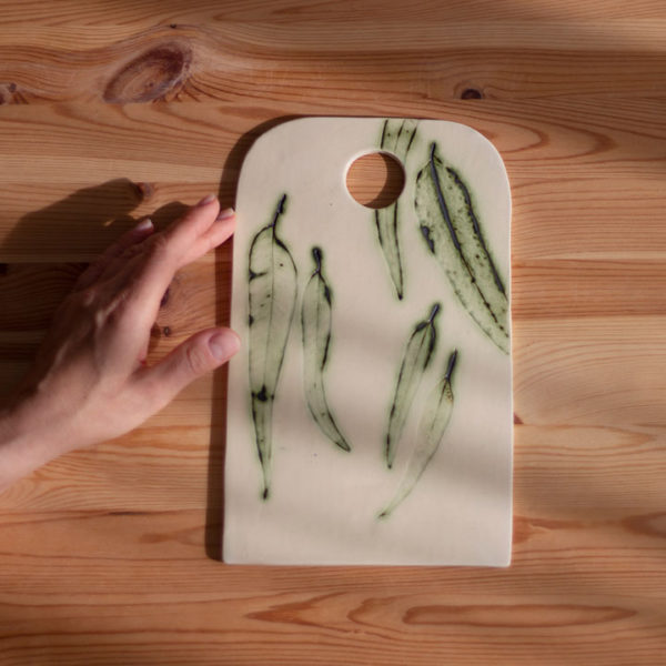 Eucalyptus Chopping Board