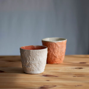 Dehesa White Mug Ceramic