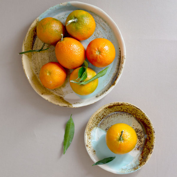 serving plate for fruits